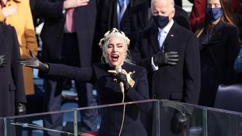 Amerikában lassan Lady Gaga szobra áll a Lady Liberty helyén