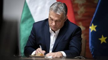 Orbán Viktor gratulált az új amerikai elnöknek