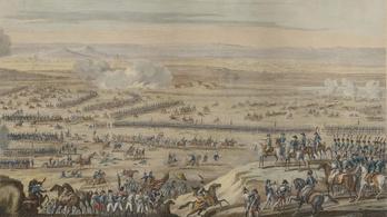 Eladják Napóleon beszámolóját az austerlitzi csatáról
