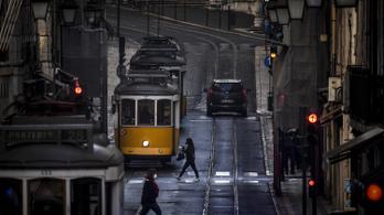 Negatív rekord Portugáliában
