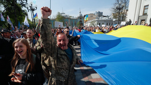 Az orosz alsóház elítélte az ukrán nyelvtörvényt