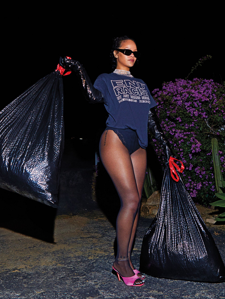 Rihanna pedig mindössze annyit közölt, jött segíteni.További celeb-megnyilvánulásokat itt láthat, a mi lapozgatónk viszont véget ér