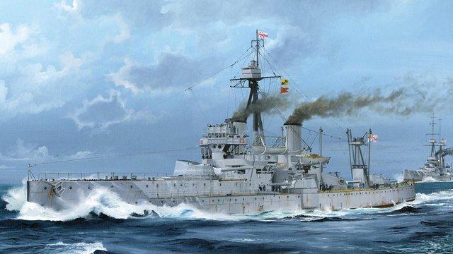 A rettenthetetlen - az első modern csatahajó
