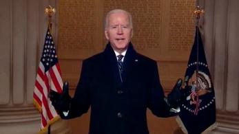 Kötelező maszkviselést rendelt el Joe Biden