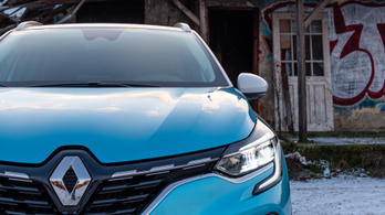 Renault Captur E-TECH Plug-in Hybrid Intens