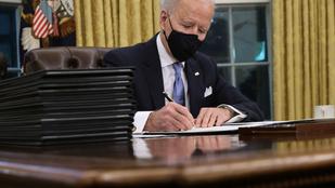 Az Egyesült Államok visszatér a párizsi klímaegyezményhez