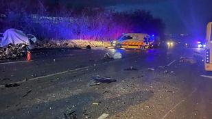 Tragédia Kerepesen: szörnyethalt a sofőr, 17 sérült