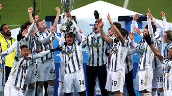 C. Ronaldo történelmet írt, a Juventus nyerte az olasz Szuperkupát