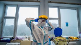 Ismét ezer fölött a napi fertőzöttek száma, csaknem százan haltak meg