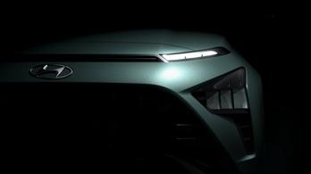 Új terepjáró-szerű Hyundai érkezik