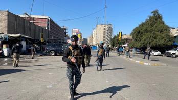 Öngyilkos merénylet Bagdadban