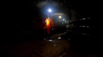 Robbanás egy aranybányában, meghalt egy bányász