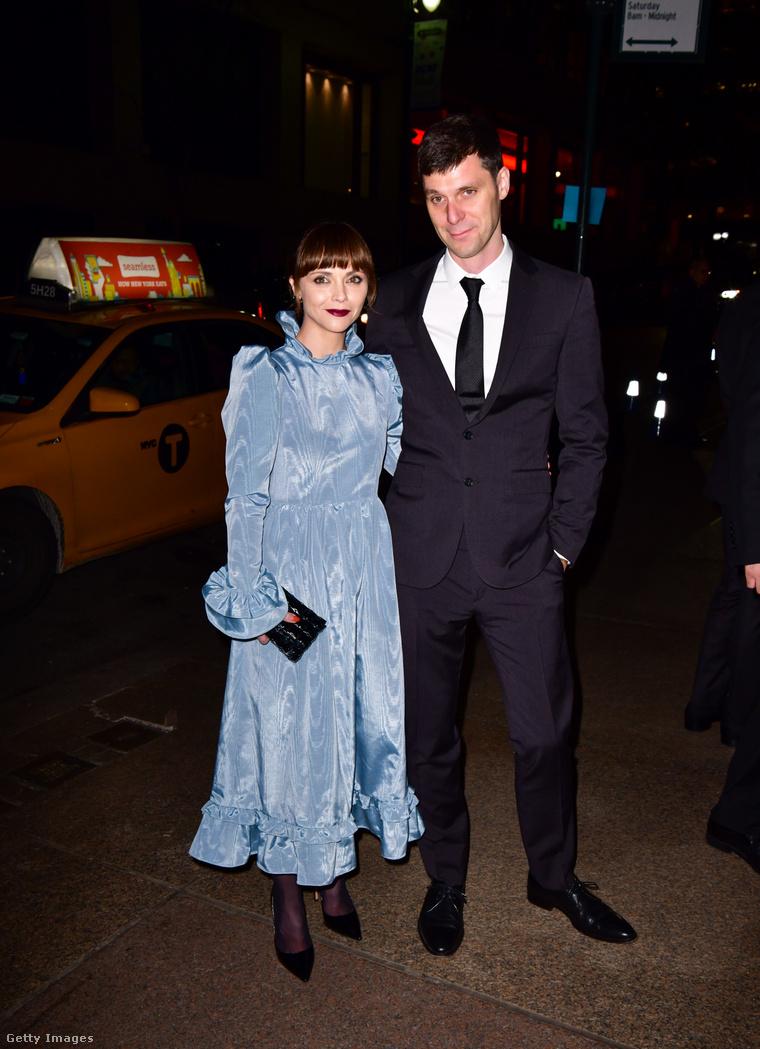 A pár 2019 áprilisában