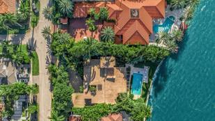 Ha most szívesen járna egy tengerparti luxusvillában, ajánljuk figyelmébe Cindy Crawfordét