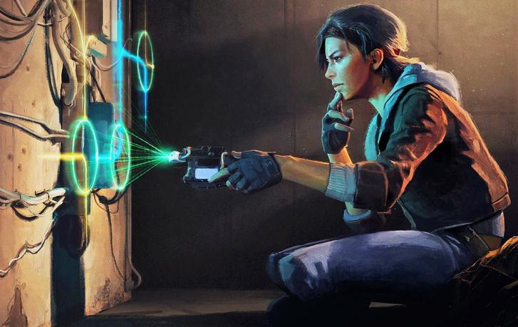 Half-Life: Alyx (Forrás: Steam)