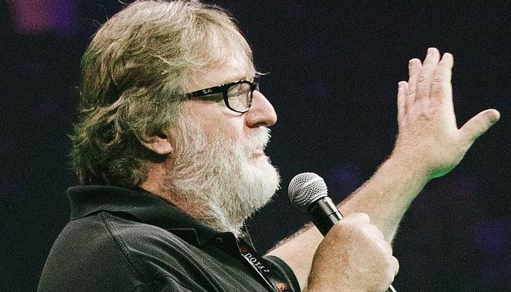 Gabe Newell (Forrás: Wikipedia)