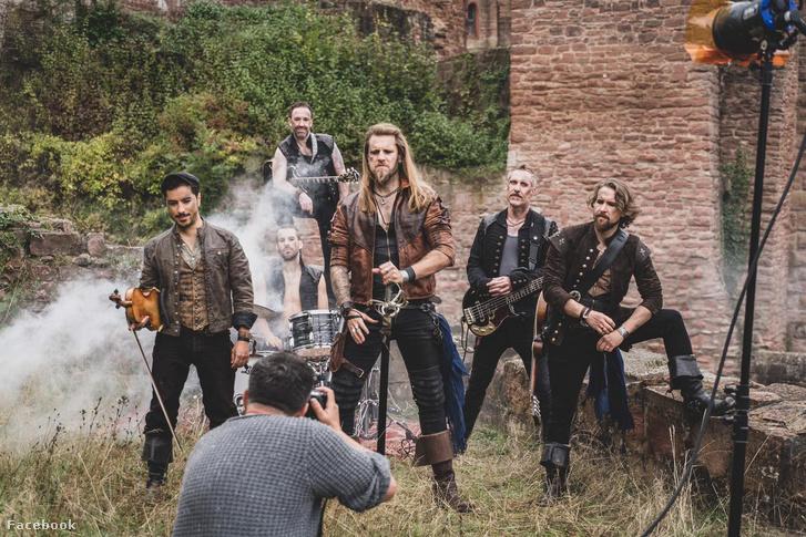 d1Artagnan, a muskétásrock képviselői