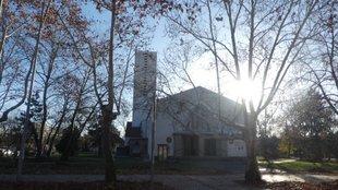 Az albertfalvi Szent Mihály-templom