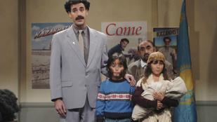 Menni visszavágni Amerika – így kezelte Kazahsztán a Borat-sztorit