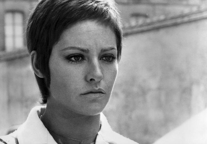 Nathalie Delon 1969-ben