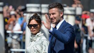 Beckhamék 5,8 milliárd forintnyi éves osztalékot kaptak most két cégükből