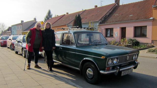 Brnóban, Kučera nénivel