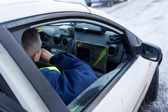 Amikor nem fagy, egészen használható az autóvadász szoftver