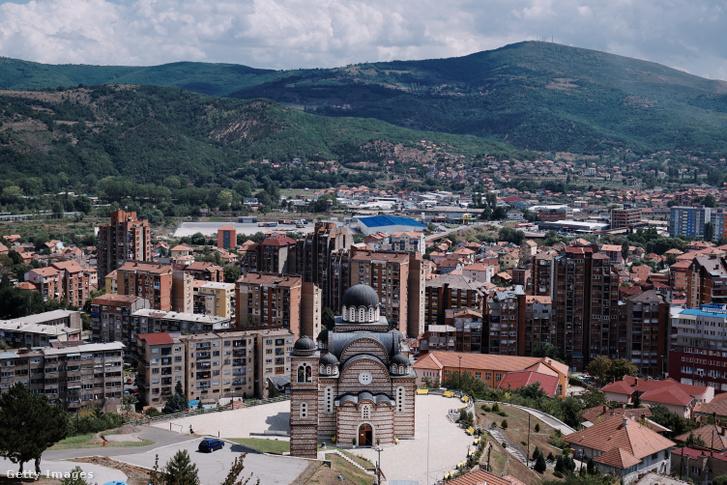 Mitrovica, Koszovó