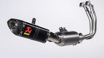 Jó dolgok: sportkipufogót készített az Akrapovic az Aprilia RS 660-hoz