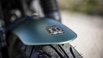Speciális kiadásokkal ünnepli a Moto Guzzi a 100. évfordulóját