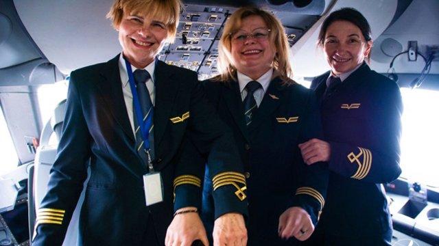Kapitánynő nyugdíjba megy