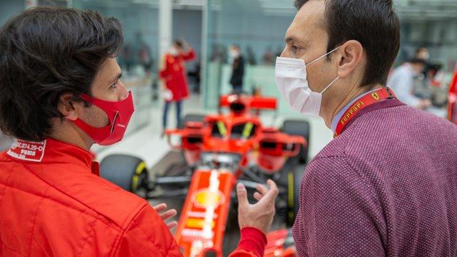 F1: Jövő héten az Alpha Tauri és a Ferrari is tesztelni fog