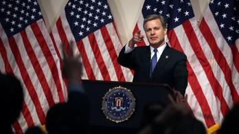 Joe Biden megtartja posztján a régi FBI-igazgatót