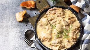 Melegszendvics csirkével és fokhagymás tejföllel –  egy kevés füstös csilit is szórj a tetejére!