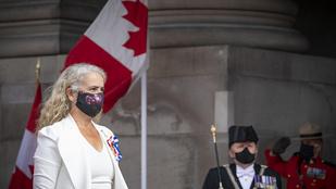 Munkahelyi zaklatás miatt lemondott Kanada főkormányzója