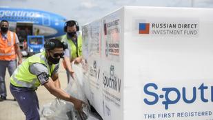 Szijjártó Péter: Magyarország nagy mennyiségű oltóanyagot vesz Oroszországtól