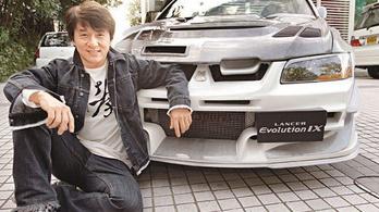 A szponzoráció teteje: Jackie Chan és a Mitsubishi