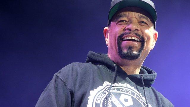 Könyvet ad ki Ice-T