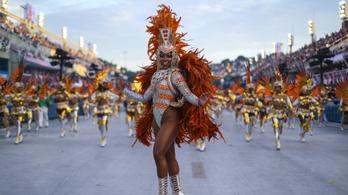 Elmarad a világ legnagyobb szabadtéri partija, a riói karnevál