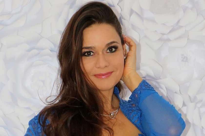 Geszler Dorottya és ritkán látott lánya: a 25 éves Laura anyja szépségét örökölte