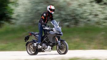 Teszt: Ducati Multistrada 1260 S - 2020.