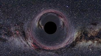 Galaxisméretű fekete lyukak is lehetségesek?