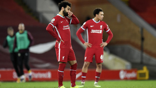 Majdnem négy év után kapott ki otthon a PL-ben a Liverpool