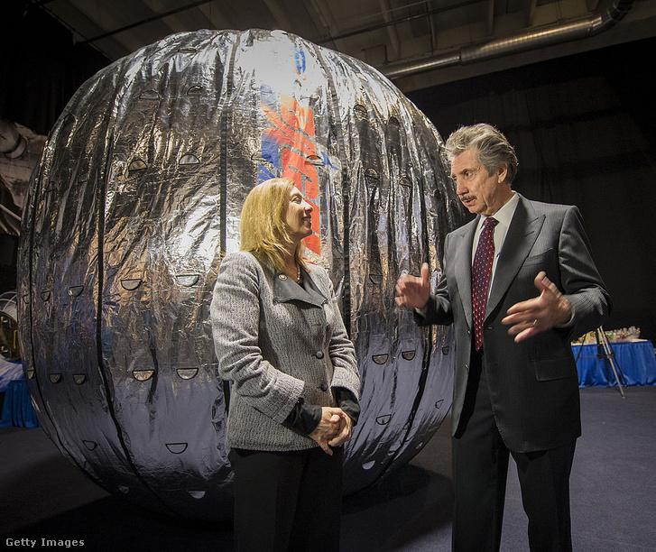 Bigelow és űrmodulja