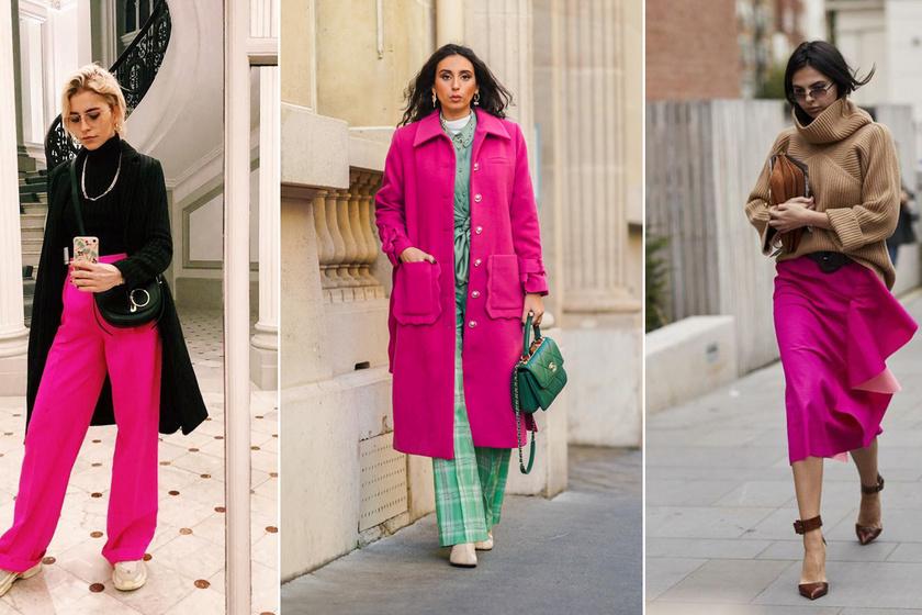 Ez az extra nőies szín lesz 2021 legnagyobb kedvence: így viseld a fiatalos pinket