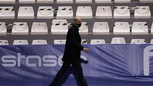 Zinédine Zidane is elkapta a koronavírust