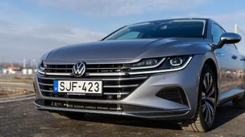 Teszt: Volkswagen Arteon Elegance 2.0 TSI DSG