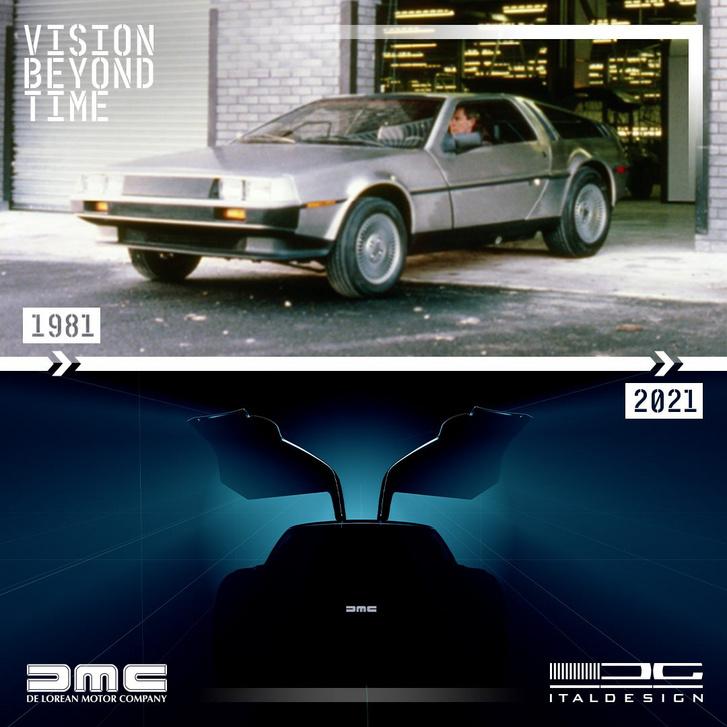 Italdesign-DeLorean-DMC-12