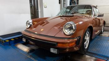 Totalcar: Erőmérő Porsche 912E – 1976.