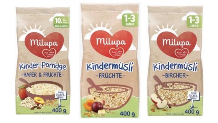 A Müller üzletlánc visszahívott termékei